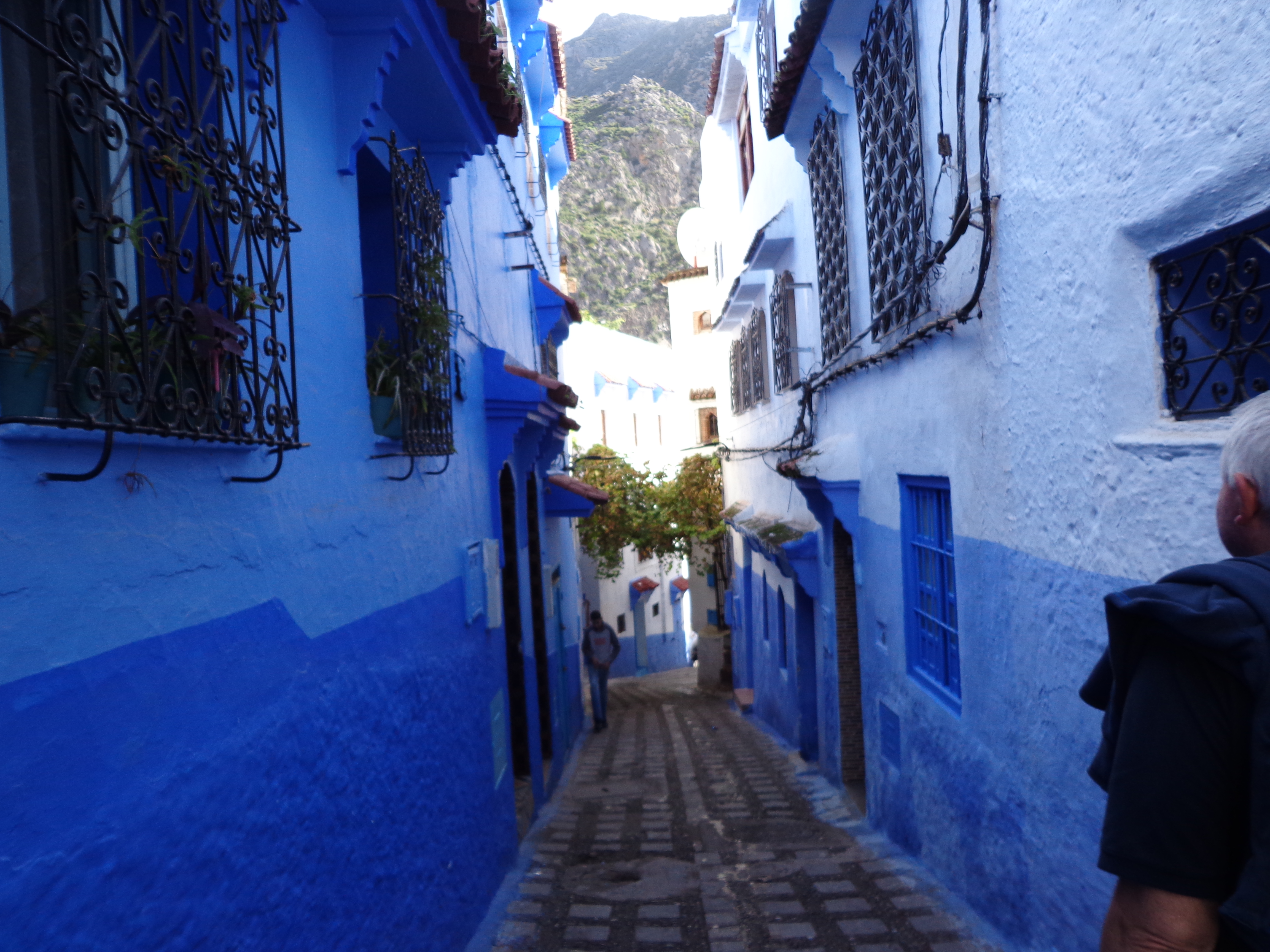 Chefchaouan the Blue Town