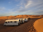 Wild Camping at Erg Chebbi