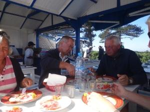 Fishy Lunch