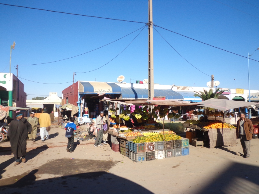 A Typical Street Scene
