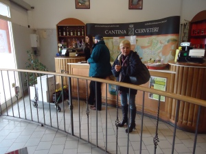 Three Cases of Caere Wine to Bring Home