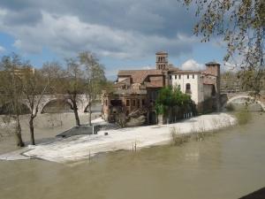 Hospital on Island in the Tiber