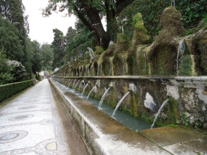 A Hundred Fountains