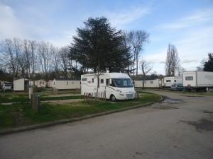 Camping at Paris Est, Champigny-sur-Marne