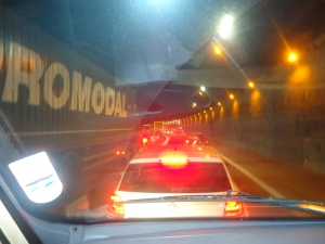 Underpass on Peripherique