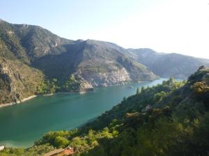 The Reservoir at Güejar Sierra