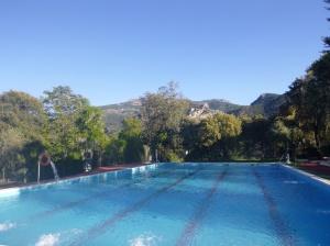 The Swimming Pool Güejar Sierra