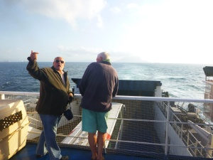 Ferry Algeciras to Tangier Med
