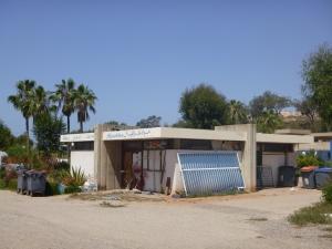 Camp Site at Agadir