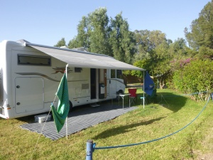 Camping Des Oliviers