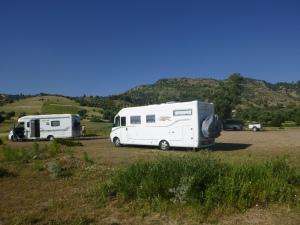 Camp At Ourtzarh