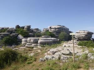 A Karstik Landscape