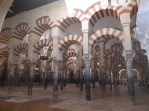 The Mosque at Córdoba