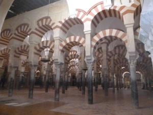 The Mosque at Córdoba