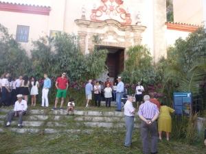 Corpus Christi Celebrations at Zaharah