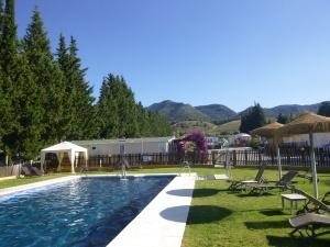 Swimming Pool at Alhaurin El Grande