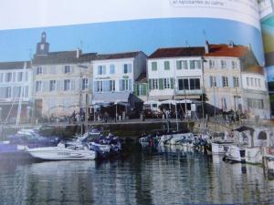 Harbour At St Martins